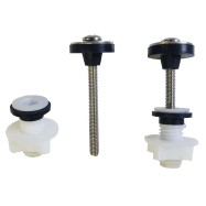 Cistern to Pan Double Thread Fixing Kit