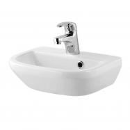 Petite 36 x 28 Ceramic Wall Hung Wash Basin
