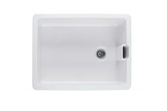 Belfast 60 x 46 Fine Fireclay Butler Sink with Internal Overflow