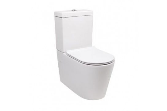 Enjoyable Grange Close Coupled Back To Wall Toilet Suite With Soft Close Quick Release Seat Creativecarmelina Interior Chair Design Creativecarmelinacom